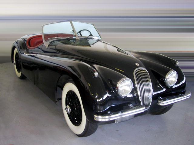 Image 1950 Xk120 Roadster